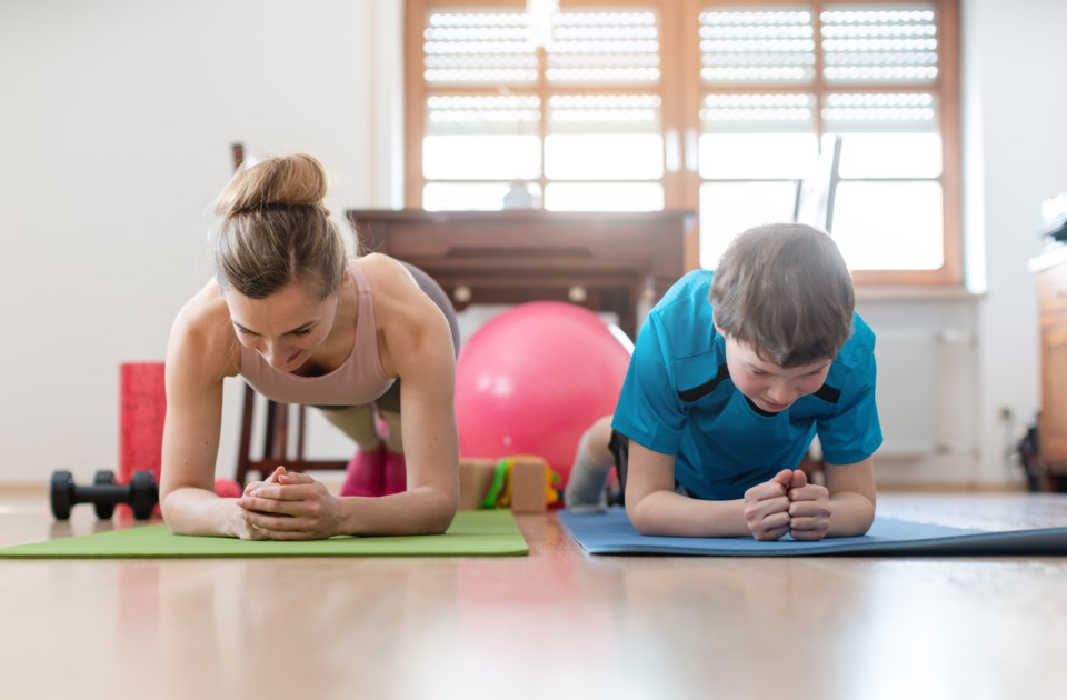 Home Fitness Machine Staying Healthy and Fit Despite Your Busy Schedule